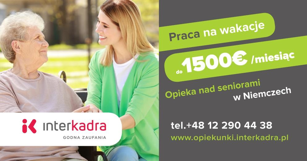 Opiekunka do Seniorki Rosalie w Bonn, do 1500 EUR